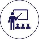 <p>Được đào tạo quy trình và<br /> hỗ trợ Marketing</p>